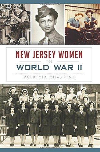 Read Online New Jersey Women in World War II (Military) ebook