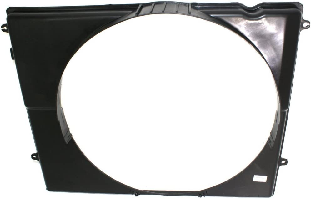 Radiator Fan Shroud Compatible with Toyota Tacoma 96-00 V6