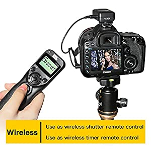PIXEL Wireless Shutter Remote Release Control from PIXEL