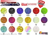 """Office Products : Siser Holographic Heat Transfer Vinyl 20"""" X 1 Foot - Pearl"""