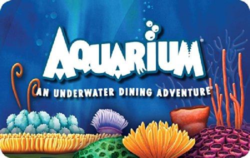 Aquarium Restaurants $50 Gift Card