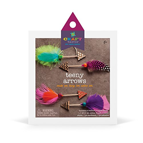 Ann Williams Group Tastic Little Craft Kit Makes 4 Teeny Arrows 4 supplier