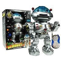 Robot de disparo remoto de discos Westminster Mr Robot