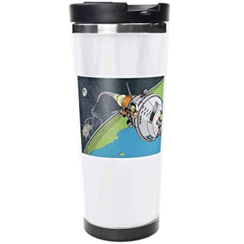 Amazon.com: Kerbal Space Program - Taza de viaje de acero ...