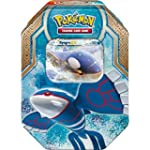 Kyogre EX Tin - Pokemon Spring Tins 2015