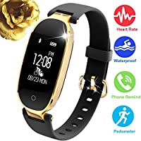 Synmila Activity Waterproof Wristband Pedometer Key Pieces