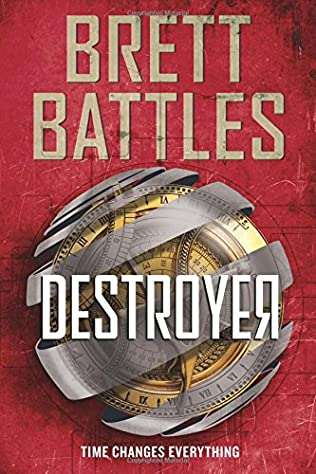 book cover of Destroyer