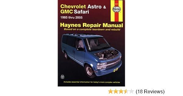 Repair Manual-Base Haynes 24010