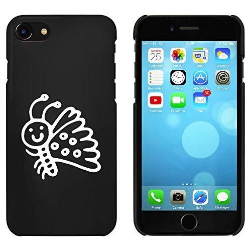Noir 'Papillon Mignon' étui / housse pour iPhone 7 (MC00087192)