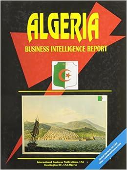 Book Algeria Business Intelligence Report