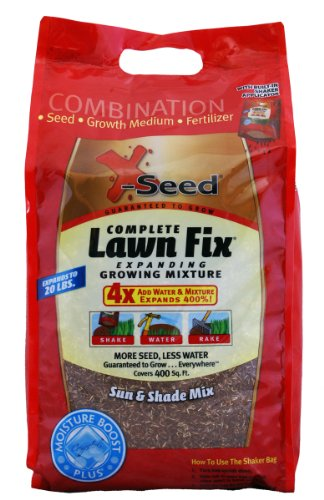 (X-Seed Complete Lawn Fix 4.5 lb. Lawn Repair-Tall Fescue)