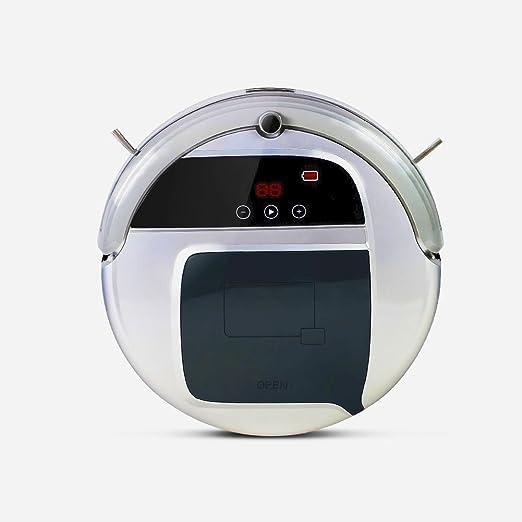 Robot aspirador recargable con larga durancion(2 horas), aspirador ...