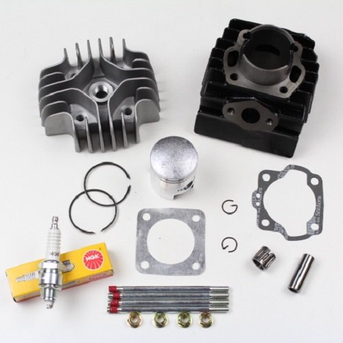 NICHE Cylinder Piston Gasket Head Top End Kit for Suzuki Quadmaster LT-A50 2002-2005 Niche Industries