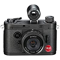 Minnox DCC 14MP Digital Camera with 2-Inch TFT LCD (Black)