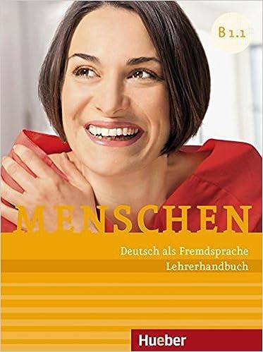 Scribd descarga libros gratis MENSCHEN B1 1 Lehrerh (l prof
