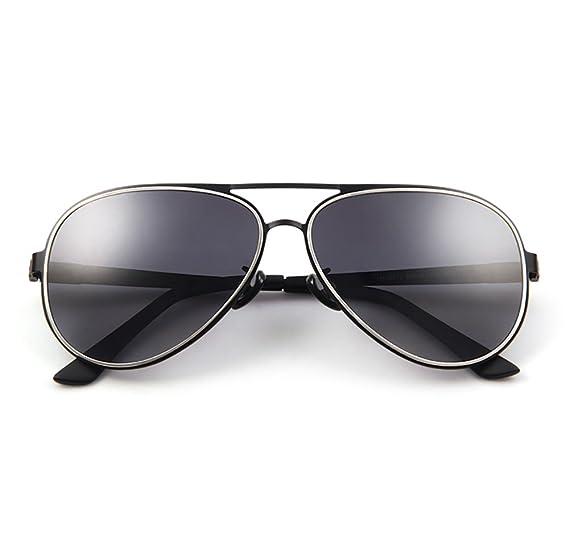 Gafas Gafas de sol anti-UV de la caja grande ligera polarizada HD: Amazon.es: Jardín