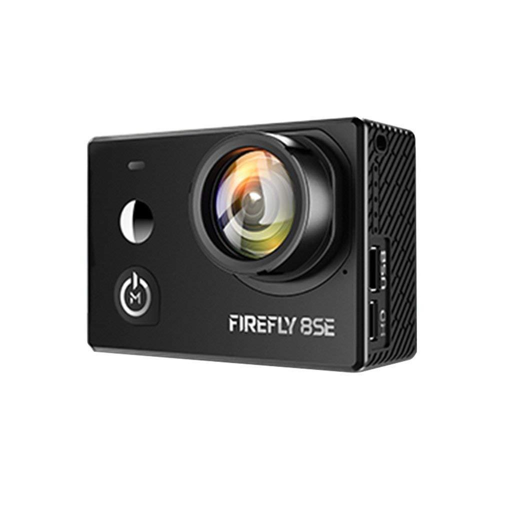 Leoboone Firefly 8SE 4K 90 ° WiFi BT FPV Wasserdichte Kamera für RC-Drohne verzerrungsfrei