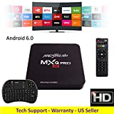 ARCstream 2017 MXQ- PRO MINI PC SMART TV BOX PLUS MINI KEYBOARD WITH MOUSE TRACKPAD