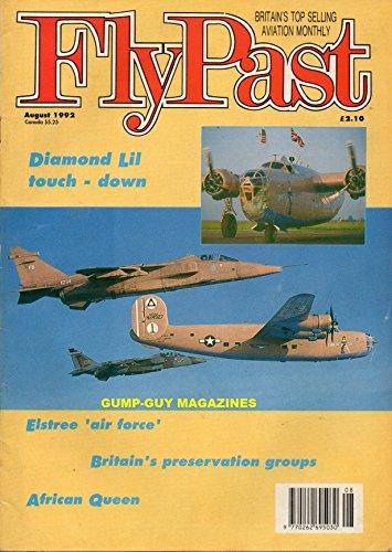 FlyPast Magazine August 1992 No 133