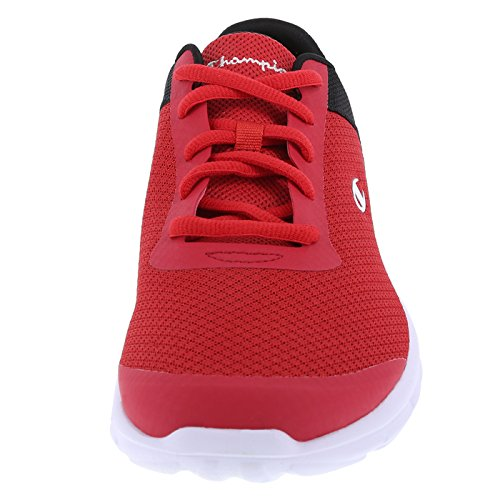 reliable Champion Men's Gusto Cross Trainer Black Red visit new online factory outlet cheap online discount 100% authentic LzFyEf