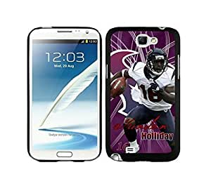 NFL&Houston Texans-Trindon-Holliday_Samsung Note 2 7100 Case Gift Holiday Christmas Gifts cell phone cases clear phone cases protectivefashion cell phone cases HLNA605584056