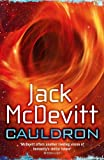 Cauldron by Jack McDevitt front cover