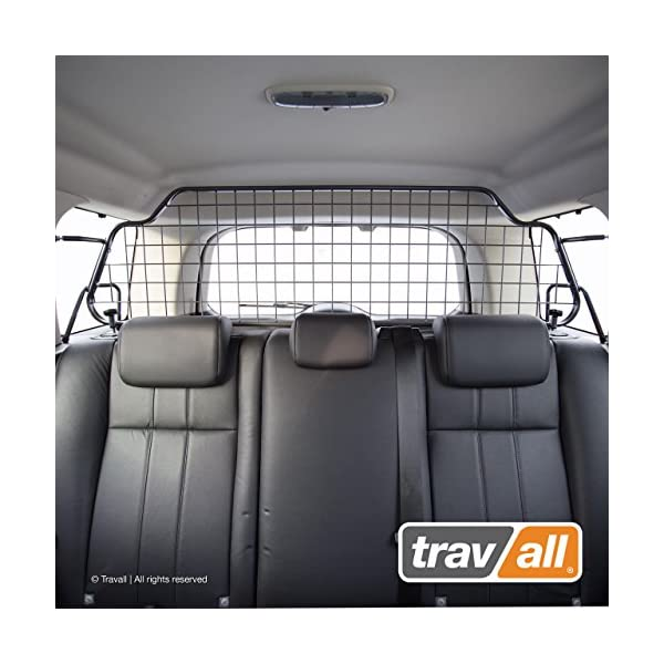 Travall Guard TDG1063 - Vehicle-Specific Dog Guard 4