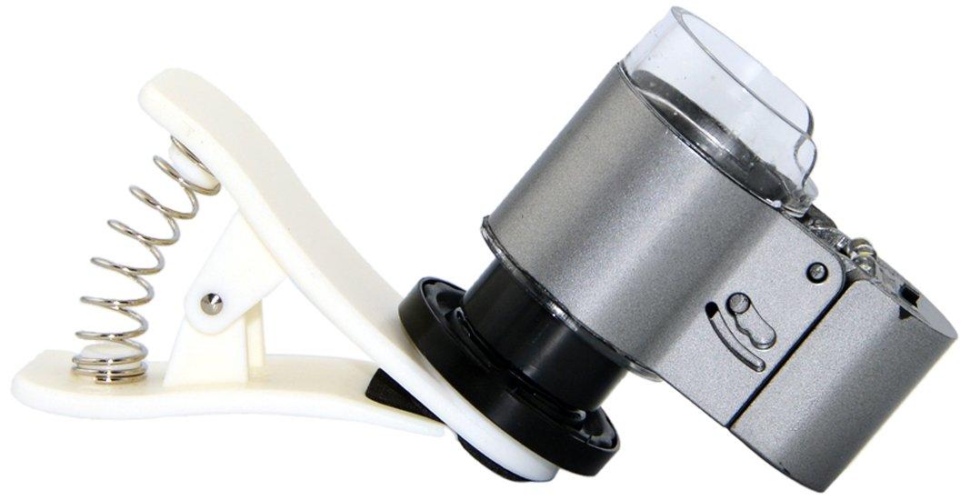 Apexel fach zoom universal mikroskopobjektiv für iphone