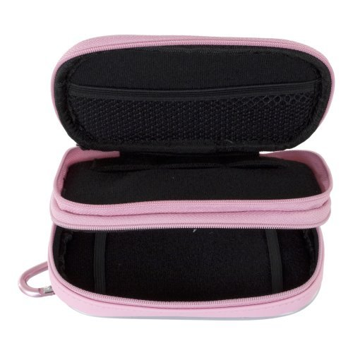 Dreamgear Neo Fit Sleeve - dreamGEAR Nintendo DSi Neo Fit Sleeve Dual (light pink) by dreamGEAR