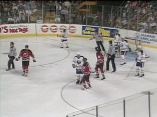 April 27, 1994: New Jersey Devils vs. Buffalo Sabres - Conference Quarter-Final Game 6