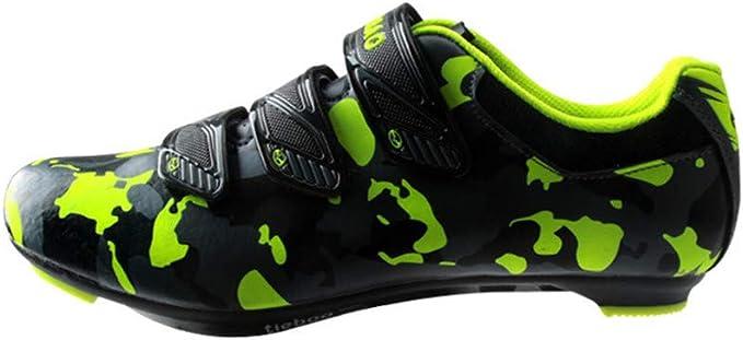 LHY RIDING Zapatillas de Ciclismo MTB zapaillas de Ciclismo de ...
