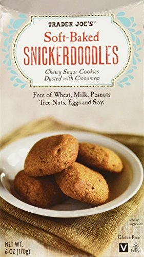 Trader Joes Soft baked Snickerdoodles Ingredients