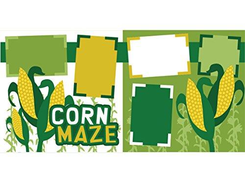 Corn Scrapbook -
