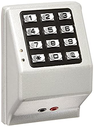 Amazon.com: Alarma Lock dk3000ms DK3000 Código Pin Teclado ...