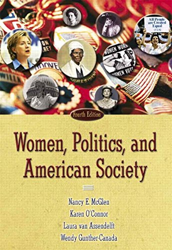 Women, Politics, and American Society (4th Edition)