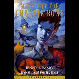Midnight for Charlie Bone Audiobook by Jenny Nimmo Narrated by Simon Russell Beale