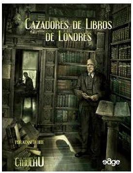 Rastro De Cthulhu: Cazadores De Libros De Londres: Amazon.es: Juguetes y juegos