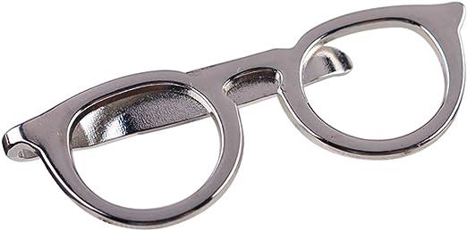 Hombres Gafas Corbatas Pin Broche para Boda Traje de Negocios ...