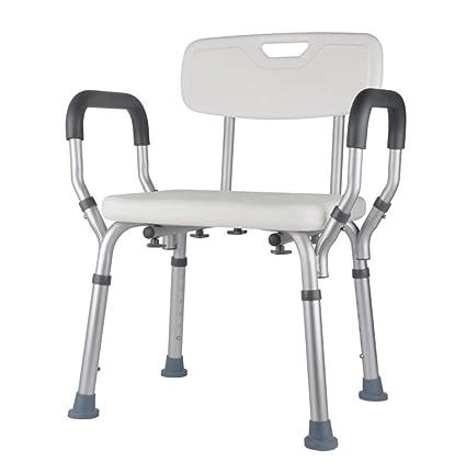 NAERFB Sillas de Baño para los Ancianos, Ducha sillas, Ducha sillas ...