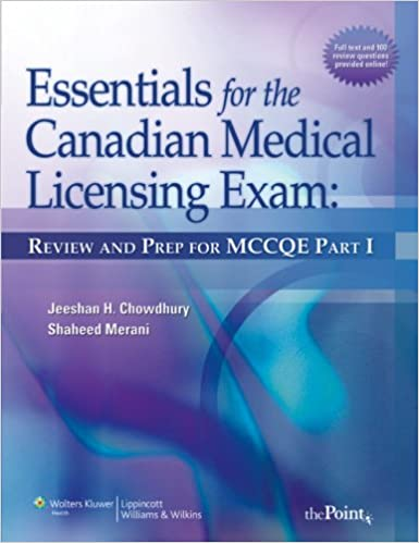 Essentials for the Canadian Medical Licensing Exam: Review and Prep