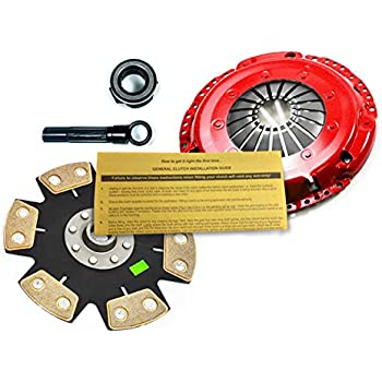 EFT STAGE 4 CLUTCH KIT VW CORRADO SLC GOLF GTI JETTA PASSAT VR6 2.8L 12V SOHC