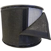 """Hepa Filter Queen Activated Charcoal Pre-filter Wrap 7"""" Designed to Fit Defender 4000 and 7500 Dp360"""