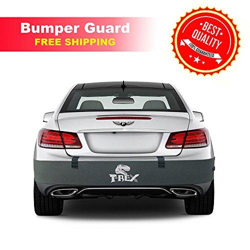 Audi Rear Bumper - Car Rear Bumper Guard Full Protect Compatible to Audi