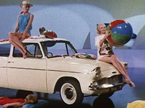 Ford Archive Gems - Classic Adverts (Promotional Classic Series)