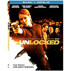 Unlocked arrives on Blu-ray, DVD, and Digital HD November 14 from Lionsgate