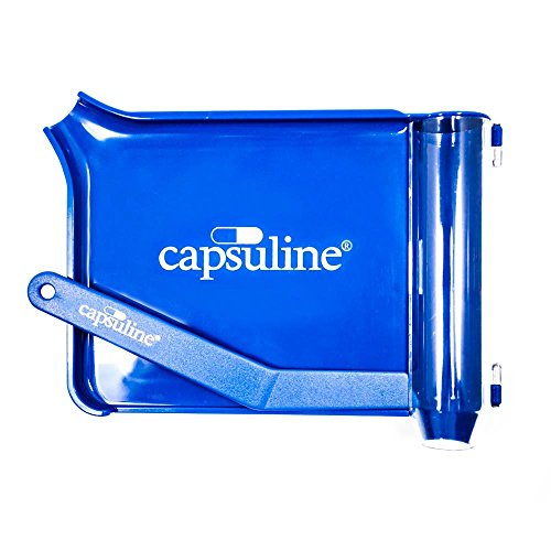 Pill Counting Tray (Capsuline Pill Counting Tray w/Spatula)