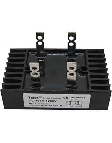 Heschen single phase bridge rectifier QL-100A diode module 100A 4 terminals