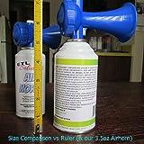 ETL Solutions 8oz Safety Air Horn - Very Loud