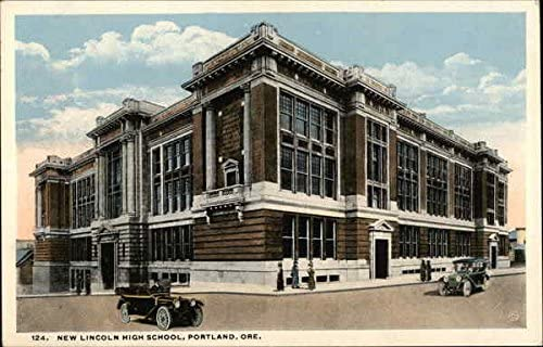 New Lincoln High School Portland, Oregon OR Original Vintage Postcard at  Amazon's Entertainment Collectibles Store