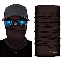 ViaJay Multifunctional UV Sun Protection Face Neck Gaiter Mask, Outdoors, Headband, Bandana, Fishing, Hunting, Motorcycling, Skateboarding Men & Women - Skin Safe
